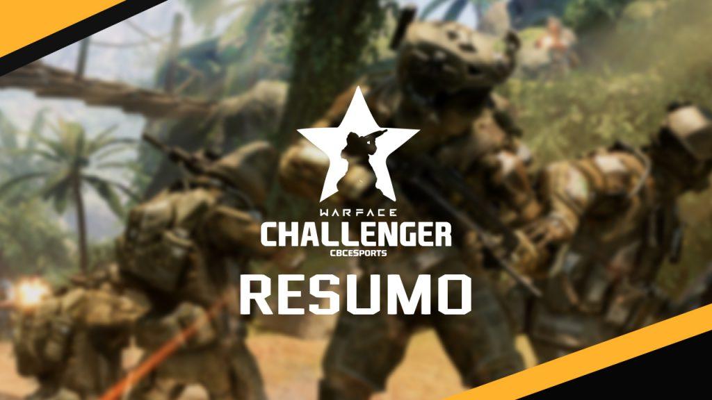 Warface Challenger #05 – Resumo da Semana