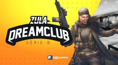 Participe da DreamClub – Série B